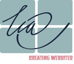 Li@ van Oss   webdesign Logo